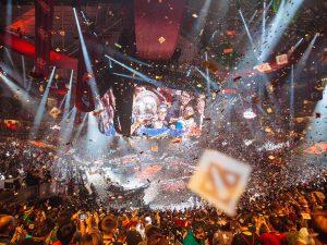 مسابقه قهرمانی جام جهانی سال ۲۰۱۶ بازی دوتا ۲