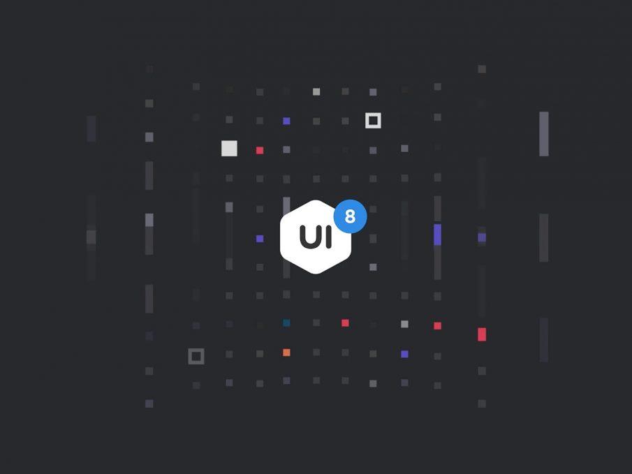 سرویس UI8