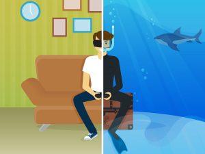واقعیت مجازی کماکان در ابتدای راه